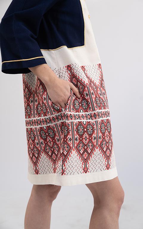 Palaiologue Anogeiani Dress