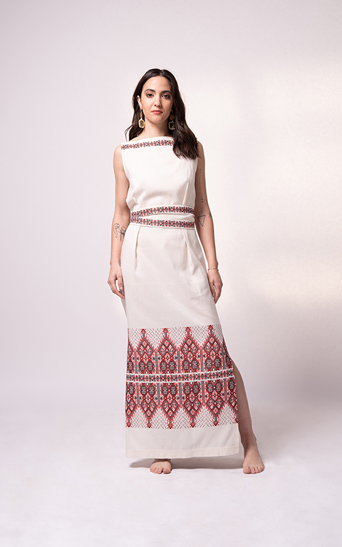 Palaiologue Knossos Dress