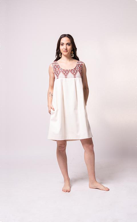 Palaiologue Drosostalida Dress