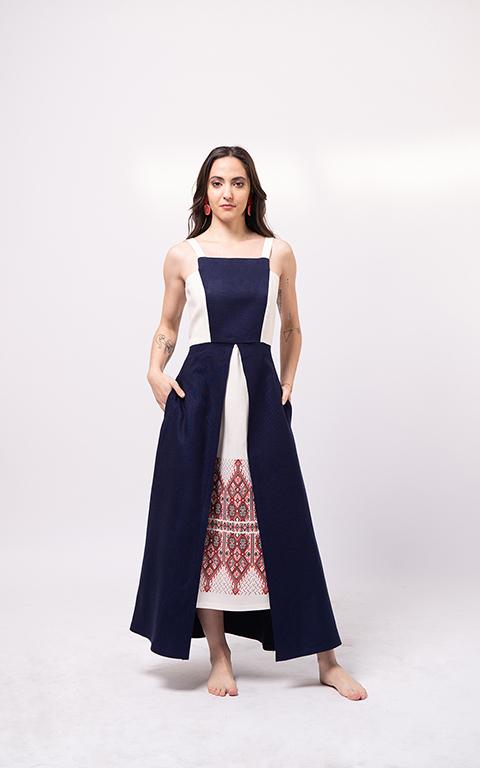 Palaiologue Psycharouda Dress